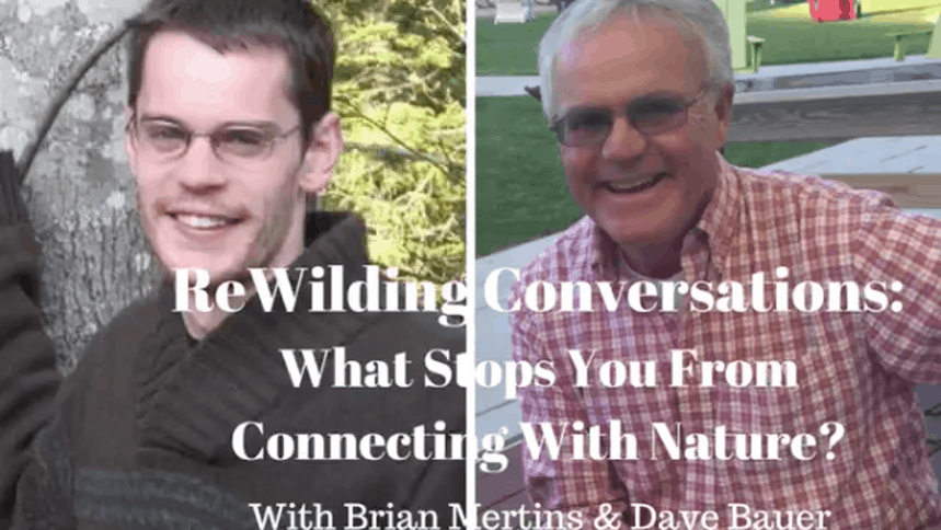 What Stops You From Connecting With Nature?