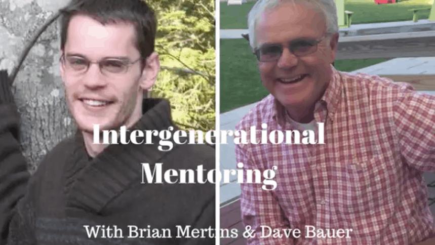 Intergenerational Mentoring In Nature Schools
