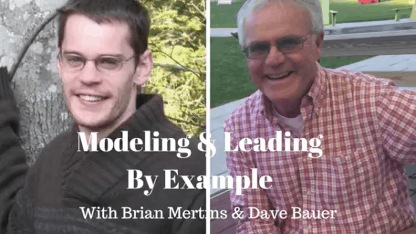 Mirror Neurons & Modeling Deep Nature Connection