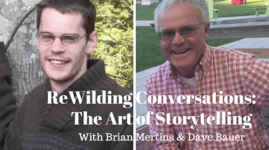 The Art of Storytelling To Inspire Deep Nature Connection