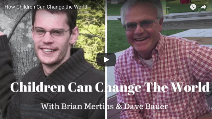 How Children Can Change The World