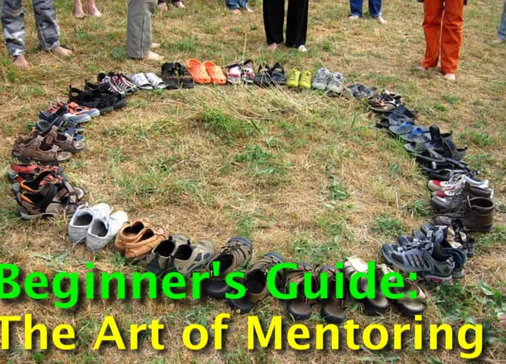 Art of Mentoring nature