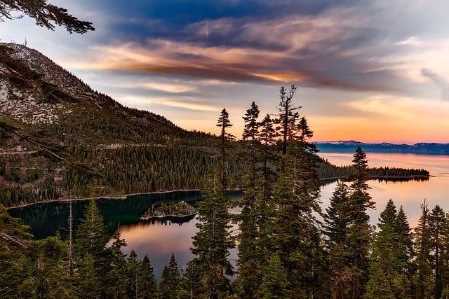Mountain Wilderness Sunrise