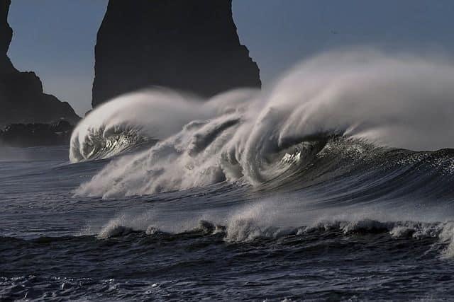 Ocean Spray Wind